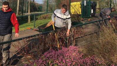 EAC N°1 - J'entretiens un jardin, une pépinière